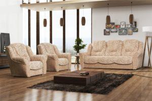 Zestaw wypoczynkowy BARTOSZ salon