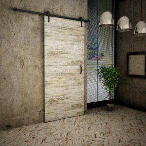Samodomykacz do drzwi przesuwnych LOFT