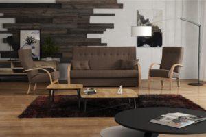 Zestaw wypoczynkowy SORIA salon