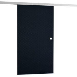 Drzwi przesuwne naścienne tapicerowane MILANO 100