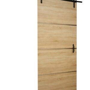 Drzwi przesuwne naścienne LOFT PLUS 90 UCHWYT GRATIS