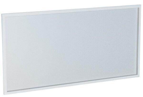 Lustro BARCELONA 100 x 50 Białe Sonoma