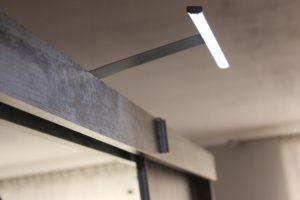 Lampa LED DZIAŁAJĄCA NA CZUJNIK RUCHU kinkiet