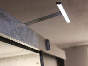 Lampa LED Działająca Na Czujnik Ruchu