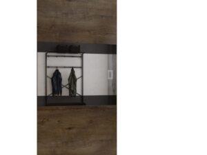 Drzwi przesuwne naścienne DORI 90