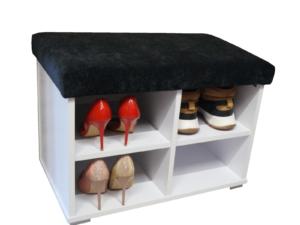 Szafka na buty z siedziskiem ADI 65