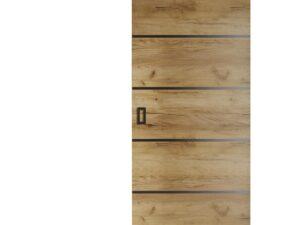 Drzwi przesuwne naścienne Wermo PLUS 90