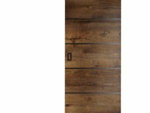 Drzwi przesuwne naścienne Wermo PLUS 100