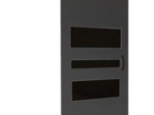 Drzwi przesuwne naścienne LOFT WZORY 90
